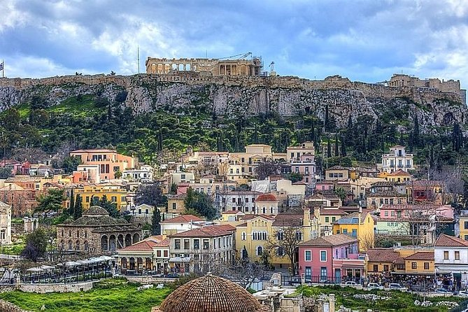 Athens Tour, Acropolis visit and Plaka photo 7