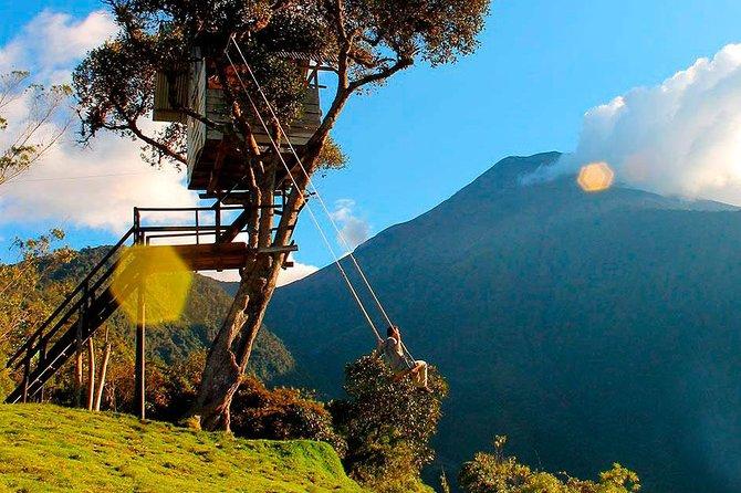 Baños - Entrada Central da Selva Equatoriana - Dia Inteiro