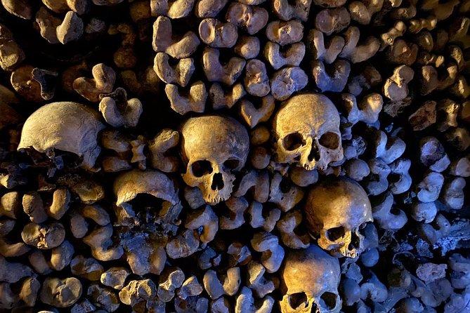 Paris Catacombs Semi-Private Tour with VIP Access