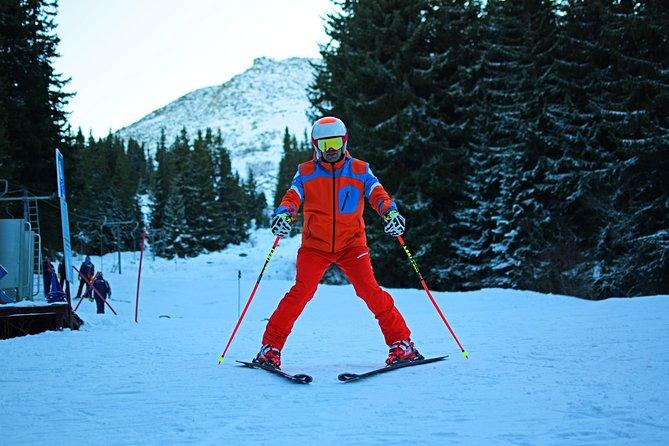 Learn to Ski in a Day, Vitosha Mountain