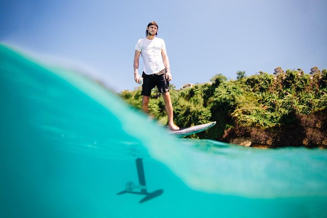 e-Foil (The flying surf board) Private lessons