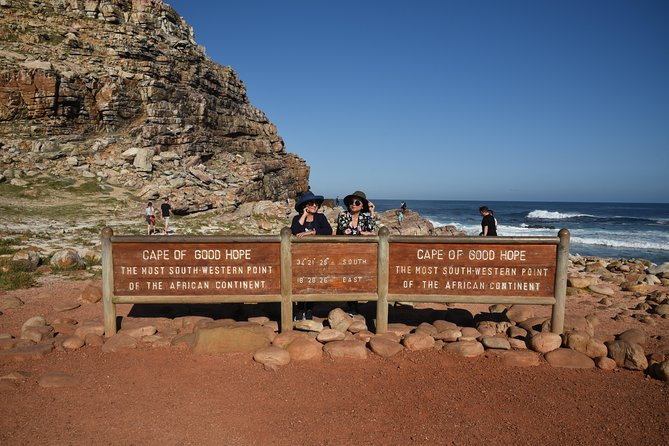 Private Tour: Cape Of Good Hope & Wine Tasting