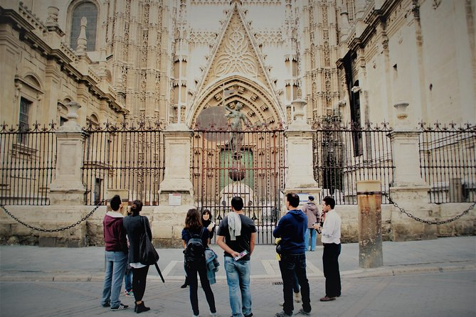 Alcazar and Cathedral of Seville Small Group Tour