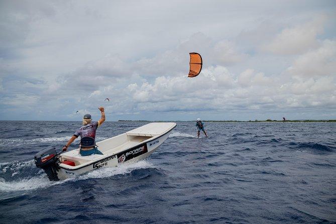 Kitesurfing 3 hours semi-private lesson
