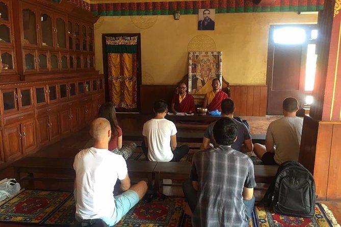 Half Day Buddhism yoga meditation retreat