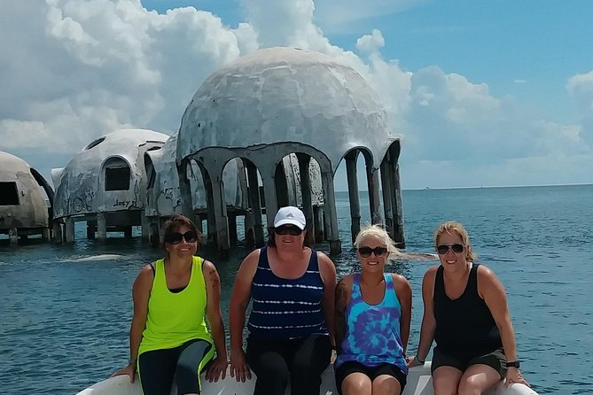 10,000 Islands Small Group Boat Excursion See Marco's famous Dome Homes!