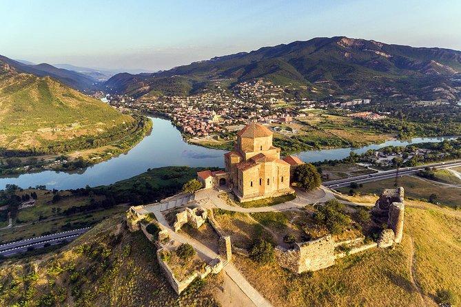 Tbilisi and Mtskheta private tour for 3 travelers