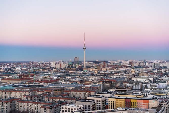 Prague → Berlin - Private Transfer - Selectable Sightseeing