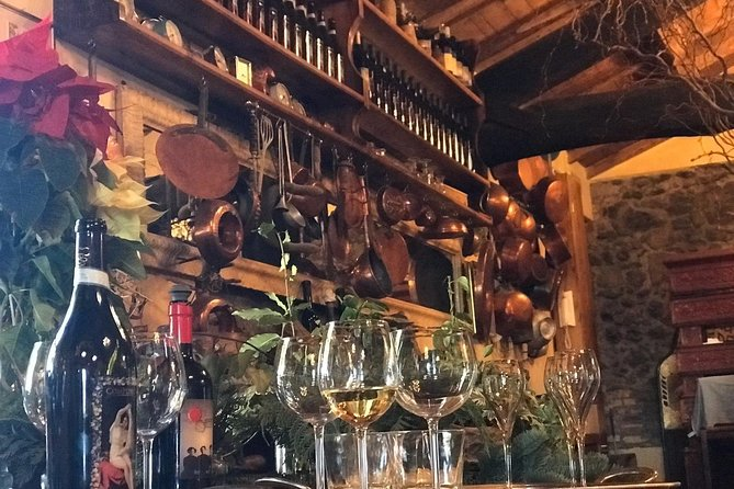 Private Tour - Vegan (and no) - Wine/food experience (hotel pick up/drop off)