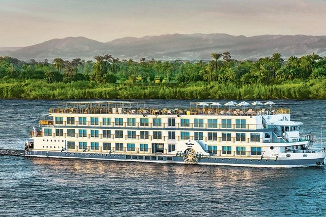 Private 4-day luxurious Nile cruise