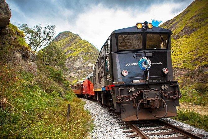 Train: Devil's Nose + Ingapirca