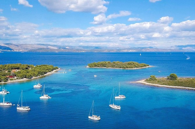 Blue Lagoon & Trogir - 3 islands Half day tour