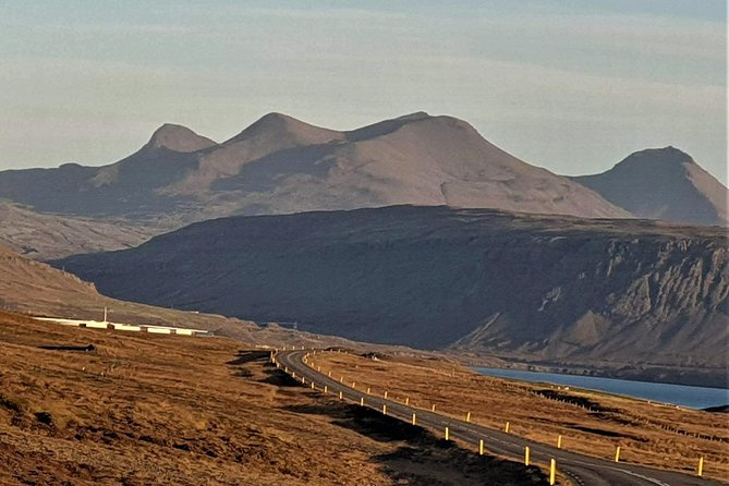 The Whale fjord and Akranes