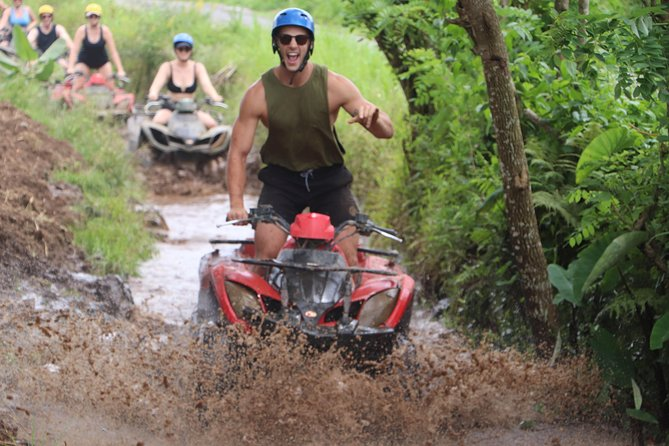 Bali ATV Tour Included Lunch with Transport