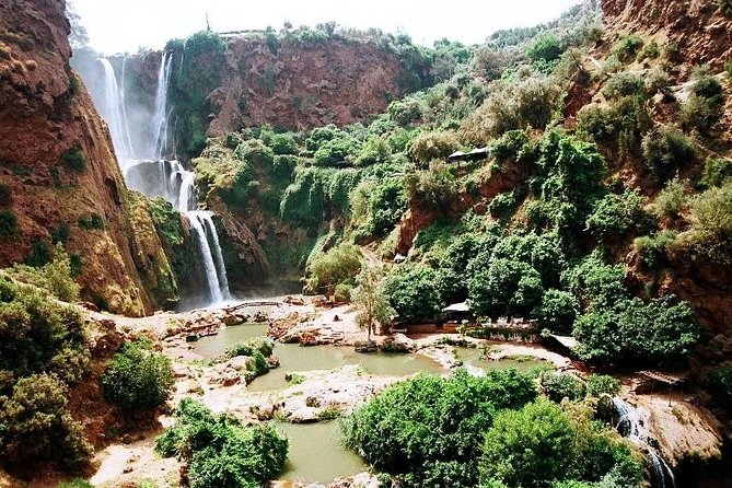 Ouzoud waterfalls (private excursion with local guide included)
