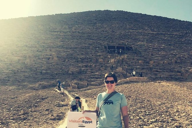 Day Trip at The Great Pyramids, Sakkara And Memphis