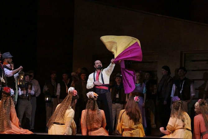 Skip the Line: Moscow Bolshoi Theatre Opera Reserved Ticket