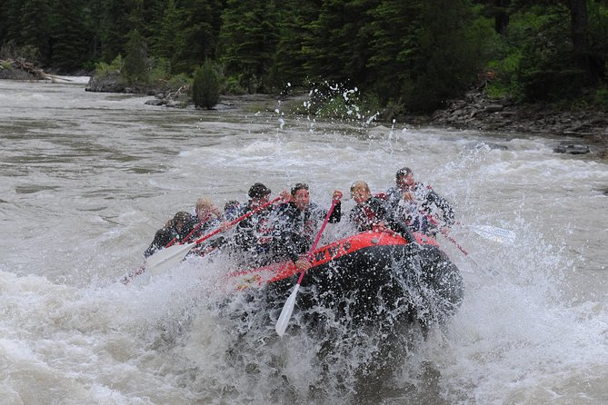Snake River Whitewater Rafting Classic Boat