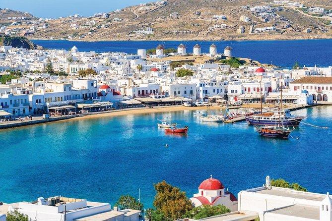 Mykonos Island 3 Days from Athens