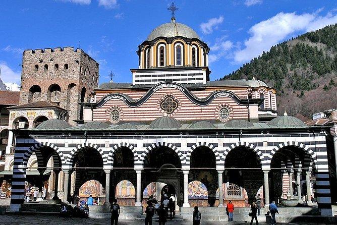 Tour to the Rila Monastery from Bansko
