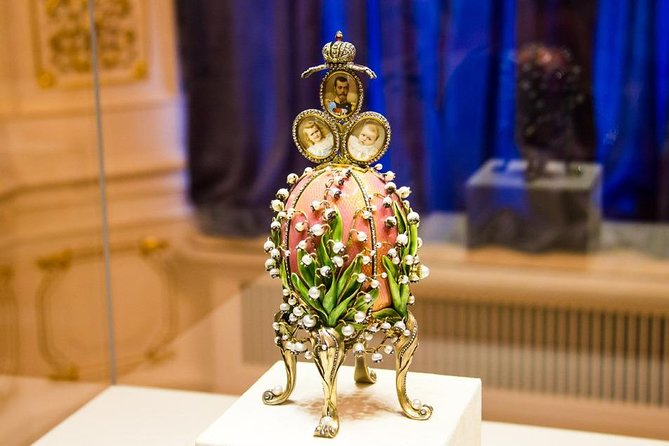 Visa-Free 2-Day Tour in St Petersburg with Faberge collection
