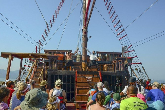 Pirate Ship by Day