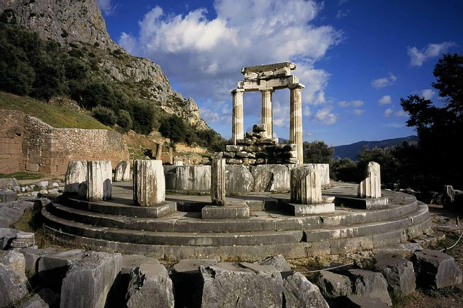 """Delphi live the myths"" photo 1"