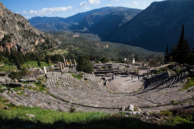 """Delphi live the myths"" photo 6"