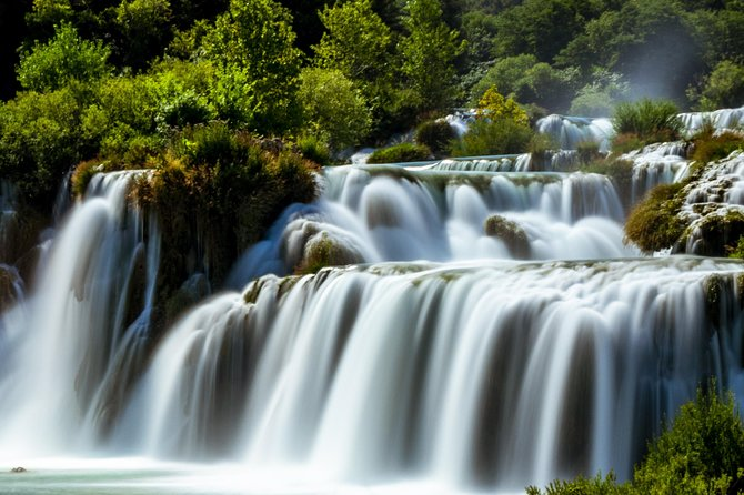 Krka waterfalls luxury tour for singles or couples photo 1