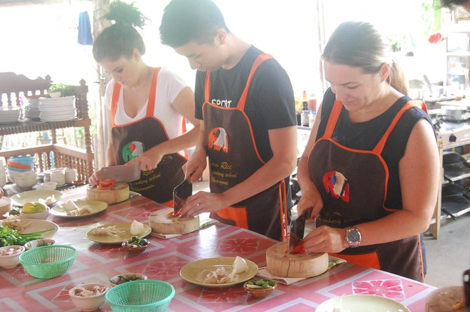 Siam Rice Thai Cookery School in Chiang Mai photo 1