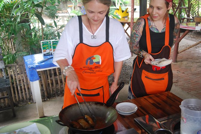 Siam Rice Thai Cookery School in Chiang Mai photo 8