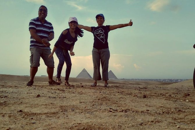 Sensational Day Tour in Giza