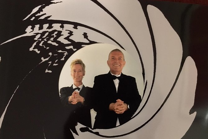 007 In London - Licensed To Thrill! (Private Half Day Spy Mysteries Tour)