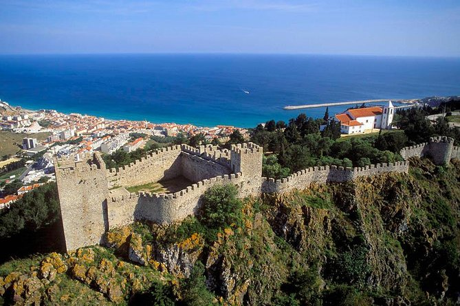 Arrabida and Sesimbra Wine Tasting Tour from Lisbon