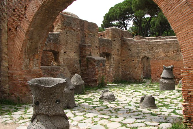 Ancient Ostia Ruins, private transfer photo 3