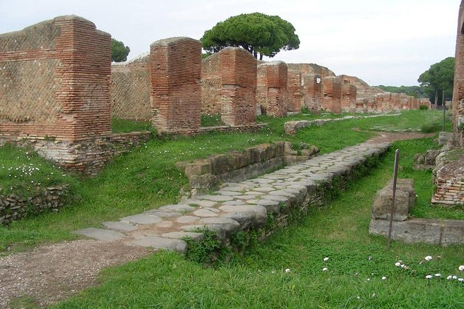 Ancient Ostia Ruins, private transfer photo 7