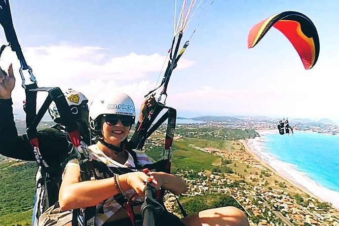 Double Paragliding Flight in Buzios Sky + Buggy Tour + Video and Photos