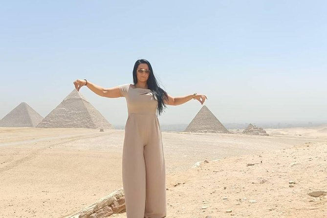 Half Day Tour To the pyramids Giza and Sphinx