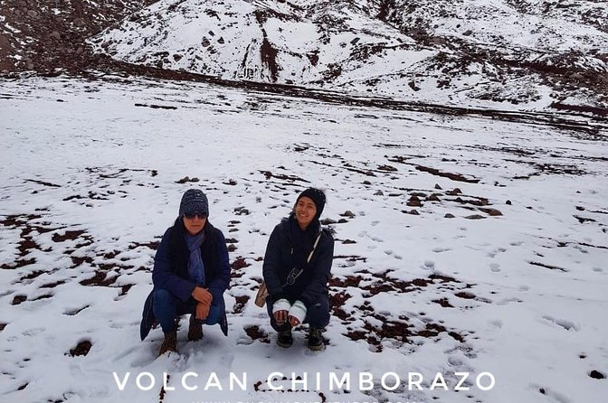 Chimborazo Volcano from Baños private day Tour photo 3