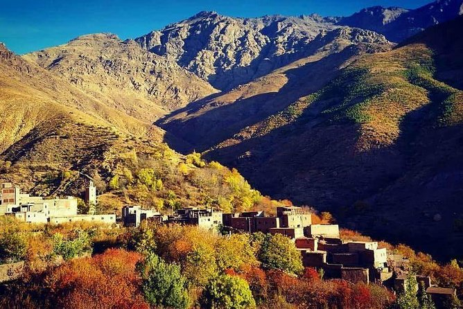 3 valleys in Atlas Mountains Day trip from Marrakech