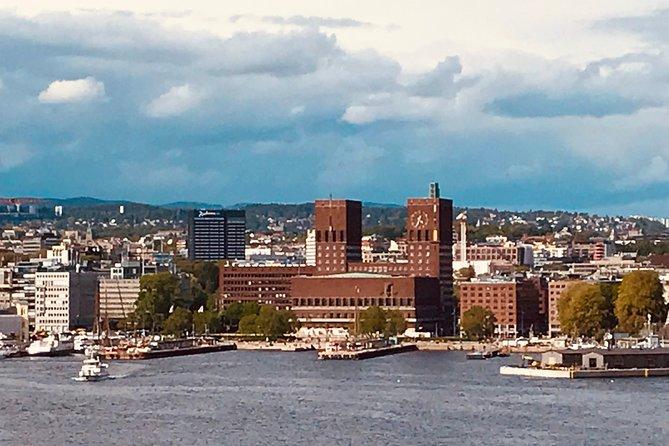 Oslo Easy Walk 2 hours