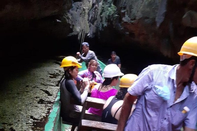 Bayano Caves - Formed from an underground river