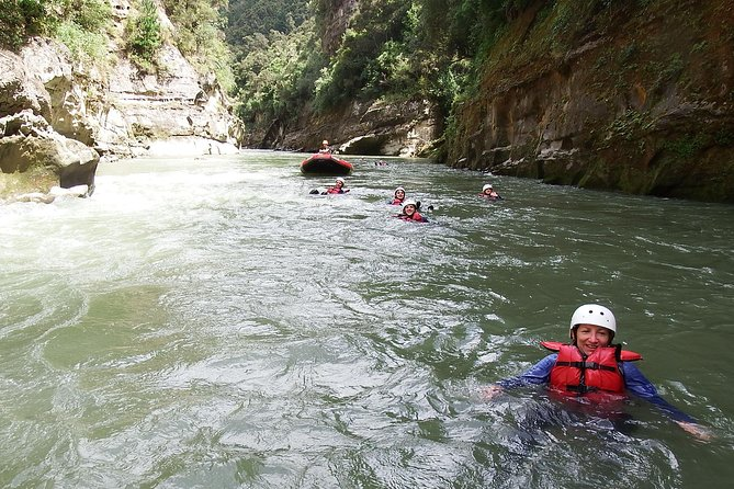 Hawkes Bay full day Rafting Mohaka River Grade 3