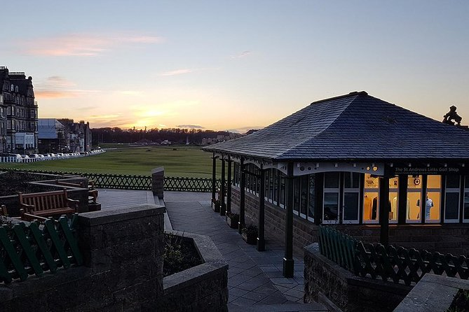 St Andrews Golf History Tours - Private Tours Only