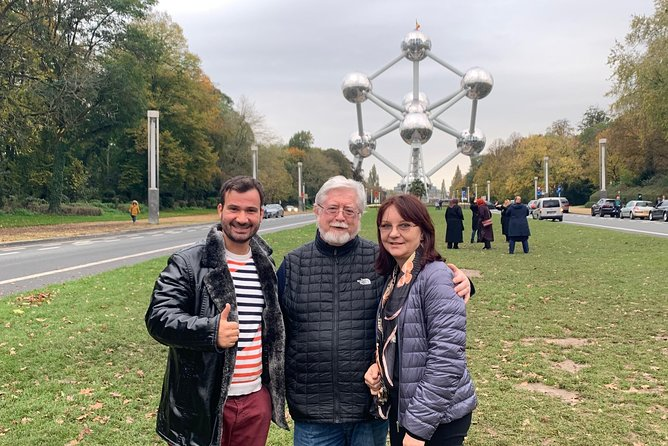 Full Day Brussels