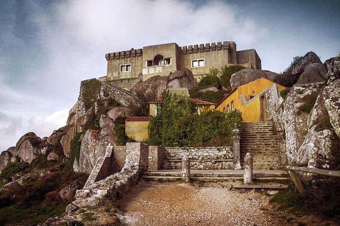 Mystical Sintra, Posh Cascais and Historical Belém
