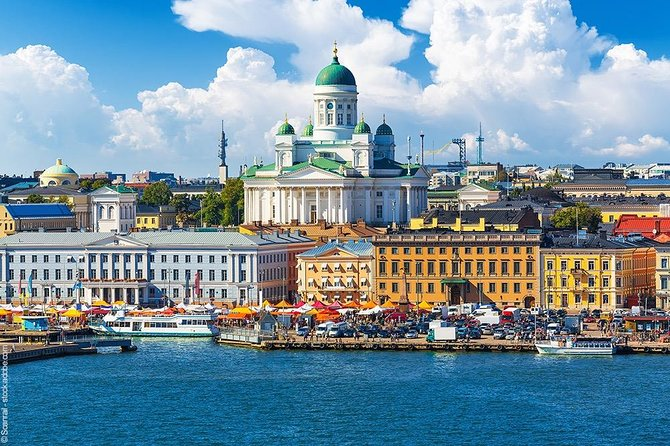 Ultra - Helsinki Private Transfer from City Centre to Helsinki Cruise Port