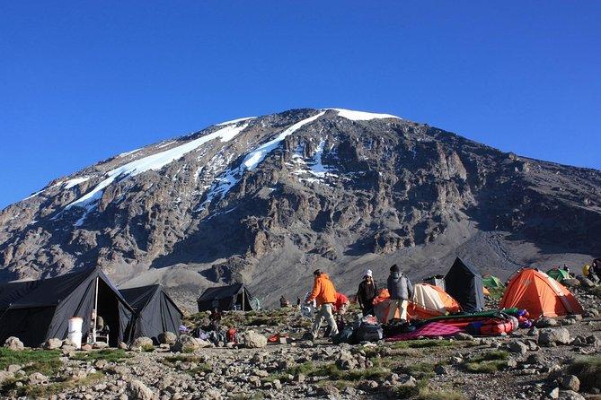6 Days Machame Route Kilimanjaro Trekking