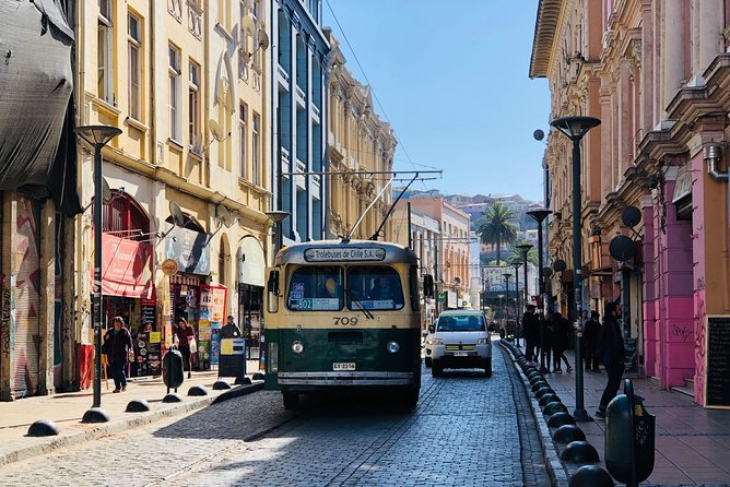 wecruisethecoast - Valparaíso Full-Day Tour from Santiago to San Antonio port