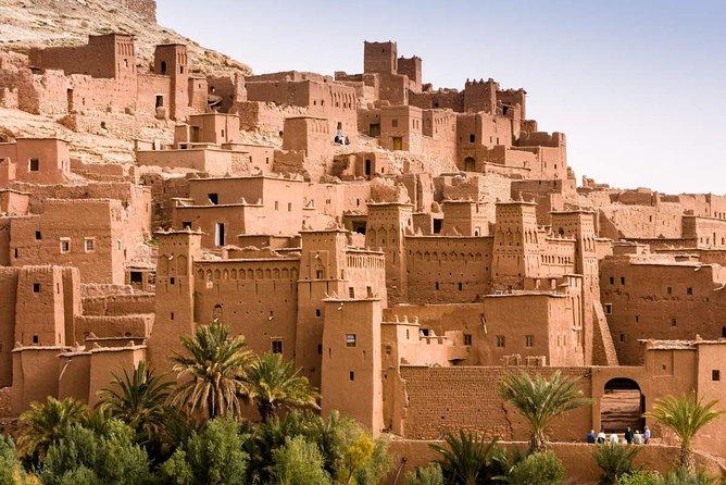 Kasbah Ait-Ben-Haddou - Marrakech day trip